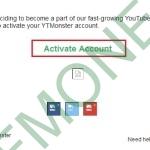 Регистрация YTMonster