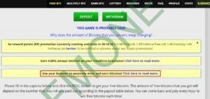 майнинг в браузере FREE BTC